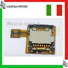 FLAT FLEX Cavo NOKIA C2-03 Lettore Micro sd Memory  SCHEDA Porta Sim C203