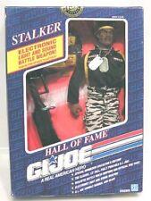 """1991 Hall Fame G.I. JOE STALKER 12"""" Doll MISB Sealed"""