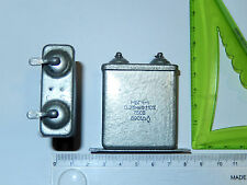 0.25uF 750V PIO Capacitor MBGC-1 / МБГЧ-1/  NOS.Lot of  2