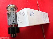 Tipo de Corea 6CA7 EL34 nuevo tubo de la válvula de acciones de grasa 1 PC JU16
