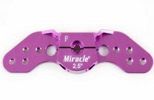 MIRACLE HEAVY DUTY FUTABA SERVO ARM - FULL