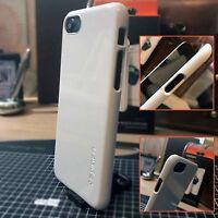 Spigen Case for Apple iPhone 8 PLUS  High Impact Rigid Shell Opaque White