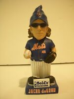 Jacob deGrom New York Mets SGA May 2, 2015 Garden Gnome NEW IN BOX w/ Ticket