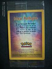 Carte Pokémon Mew Antique Promo Wizards Scellé - Ultra Rare - Neuf Français...