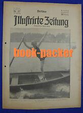 BERLINER ILLUSTRIRTE ZEITUNG 1925 Nr. 27: Der Siegeszug des Autos
