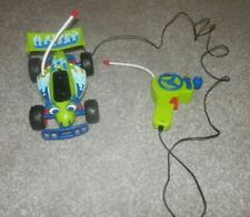 """Disney Pixar Toy Story RC Wired Remote Controlled Car baby""""s first remote car"""