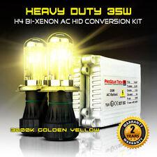 Heavy Duty 35W H4 Bi Xenon 9003 HID Conversion Kit 3000K Toyota Honda Mazda Kia
