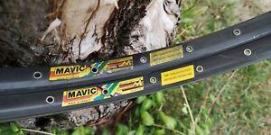 Vintage 1 Pair  Mavic M231 CD 32 Hole Rims