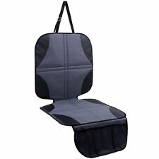 Ohuhu Car Seat Protector Infant Cover Mat Baby Pad Waterproof DuoMat Black NEW