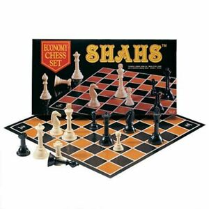[ SPM89 ] SHAHS Economy Chess [ SPM GAMES ] Interactive Competitive Game