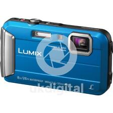 Panasonic Lumix DMC-FT30 Camera Blue