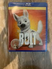 Disney's BOLT (Blu-ray Disc & Digital HD 2017, Rated PG) FAST Shipping/Brand NEW