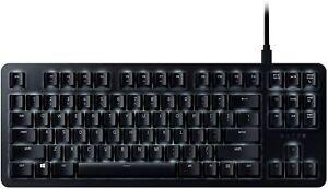 Razer Black Widow Lite Mechanical Tenkeyless Keyboard (RZ03-02640200-R3U1) NEW