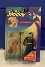 1994 KENNER THE SHADOW MOVIE LIGHTNING DRAW SHADOW ACTION FIGURE MOC