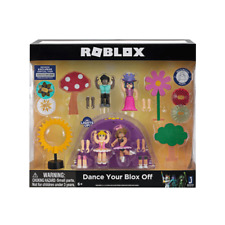 SEALED New ROBLOX Celebrity Action Figures Accessories DANCE YOUR BLOX OFF Set