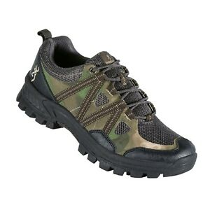 Browning Mens Glenwood Trail Shoe A Tacs FG/Pavement