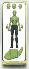 Vitruvian H.A.C.K.S.000201 Female Orc (Blank Fantasy Figure) Boss Fight Studio