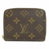 LOUIS VUITTON  M60067 coin purse Zippy Coin Purse Monogram Monogram canvas