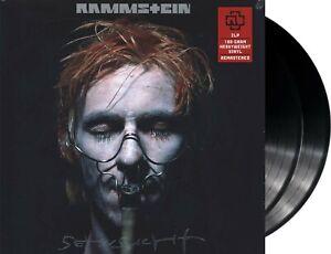 """Rammstein """"sehnsucht"""" remastered 180g heavyweight Vinyl 2LP NEU Album"""