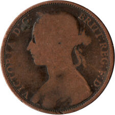 1890 ONE PENNY OF QUEEN VICTORIA      #WT591
