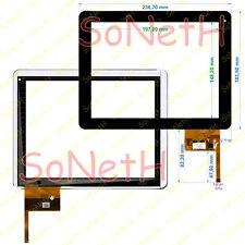 "Touch screen INTREEO TAB-W972 California 2 Surf Tab 9,7"" Vetro Digitizer Nero"