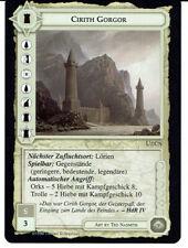 MIDDLE EARTH AGAINST THE SHADOW GERMAN CIRITH GORGOR