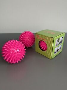 Spikes massage ball - Perfect For Trigger Points, Deep Tissue, Stress Relief