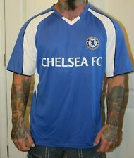 Chelsea Fc Football Club Official Soccer V Neck Jersey #43 Russell X-Large, Nwt
