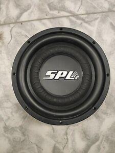 SPL 20 CM Haute Qualité Spl Subwoofer