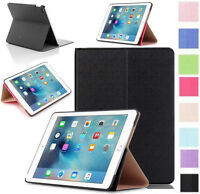 Slim Leather Shell Wake Sleep Smart Case Stand Cover For Apple iPad Pro 9.7 inch