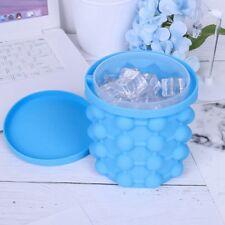 Eiswürfel Eiswürfelform Eiswürfelbereiter EisMaker Silikon Küche Eisbehälter