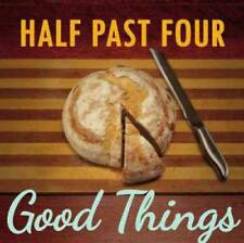 HALF PAST FOUR - GOOD THINGS SEALED 2013 CANADIAN ELECTRIC PROG ROCK