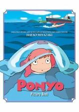 Ponyo Picture Book PONYO ON THE CLIFF