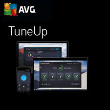 AVG PC TuneUp 2020  1, 2, 3 and Unlimited Devices 1, 2 Year