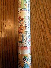 RARE Vtg 1990's Maxine Hallmark Gift Wrap Roll Hallmark Funny New & Sealed