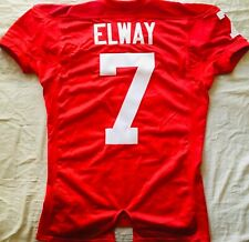 a61f5c04d John Elway Stanford Cardinal Nike stitched  7 red youth 2XL game cut jersey  NEW