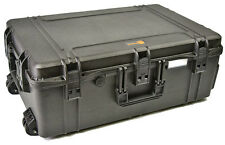 Elephant Elite EL2911W Case W Wheels Foam For Camera broadcast Video Equipment