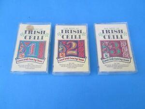 THE BEST OF IRISH CEILI SET 3 cassettes