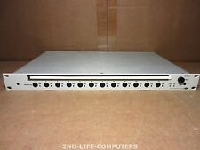 AUDIONICS EMU 12-Ports Output 1U PDU IP-controlled Power Distribution Unit
