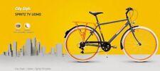 Bici Bicicletta 28 Uomo Regina Spritz 7V Passeggio City Bike Vintage Ibrida