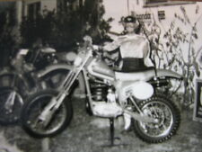 Photo Maico 490 Racing Show Twello 1979