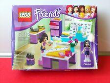 4 bright pink drawer Lego 4 tiroirs roses set 71006 41058 3061 3936