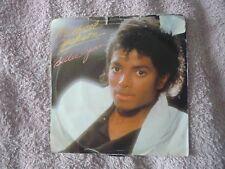 "Michael Jackson vinyl 7"" Billie Jean plays EXminus picture sleeve A3084"