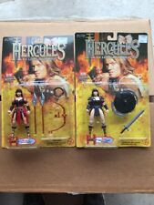 Xena Warrior Princess Action Figures (2) New ToyBiz 1996 Hercules