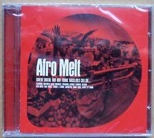 Afro Soul - Where Digital Dub and Tribal Basslines Collide - CD neu & OVP