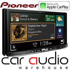 "Pioneer AVIC-F88DAB 7"" 2 Din Screen Sat Nav DAB Bluetooth Apple CarPlay & Aerial"