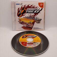 Sega Dreamcast Crazy Taxi 2 Giappone Importazione
