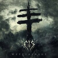 EIS - WETTERKREUZ  CD  5 TRACKS HARD 'N' HEAVY / BLACK METAL  NEU