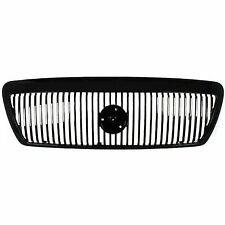 Fits 2003-2004 Mercury Grand Marquis Grille Assembly