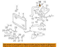 TOYOTA OEM 91-01 Camry-Engine Water Pump Gasket 1632563011